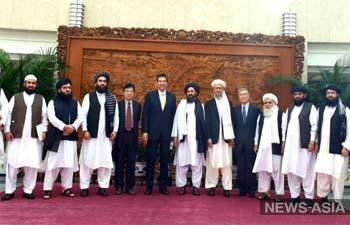 Межафганская встреча на территории Китая  может пройти в конце недели