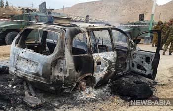 Боевики ИГ из Афганистана атаковали таджикскую погранзаставу (осторожно, фото!)