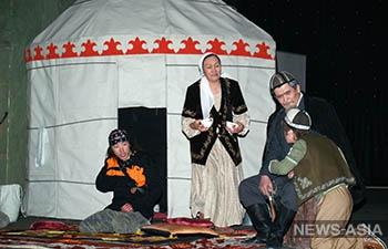 Русский театр драмы имени Айтматова из Кыргызстана едет на Урал