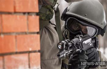 Российский спецназ отработает антитеррористические операции с Китаем