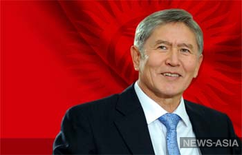 Экс-президент Кыргызстана Атамбаев обвинил власти республики в расстреле мирных граждан