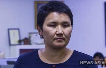 В Кыргызстане правозащитница добивается отставки руководства ГКНБ