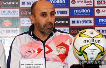 Тренер сборной Таджикистана Усмон Тошев: «Мы смогли изменить футбол!»