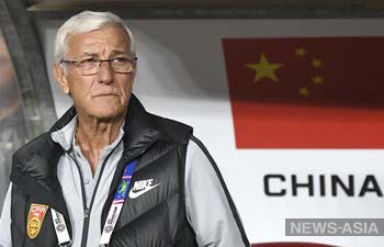 Марчелло Липпи покинул сборную Китая из-за поражения на отборе ЧМ-2022