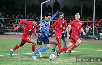 Топ-5 событий квалификации ЧМ-2022 с участием футболистов Кыргызстана