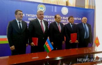 Спортивные власти Кыргызстана и Азербайджана договорились о сотрудничестве