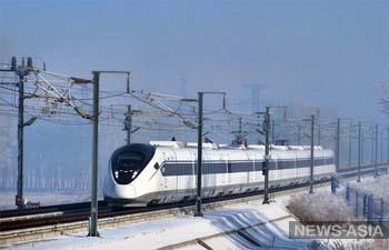Китай запустил новые высокоскоростные железные дороги