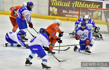 Хоккеисты Кыргызстана выбыли из квалификации на Олимпиаду-2022