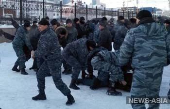 День независимости Казахстана отметили массовыми арестами
