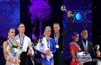 Чемпионат мира по профессиональным танцам завершился в Екатеринбурге