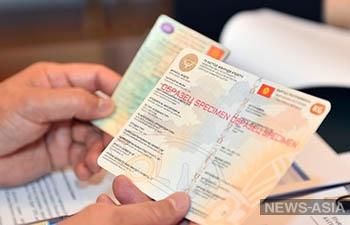 В Кыргызстане продлят срок действия «временных» прав