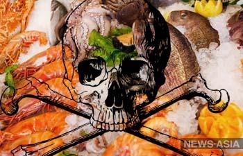 Россия запретила ввоз из Китая токсичных морепродуктов и цитрусовых