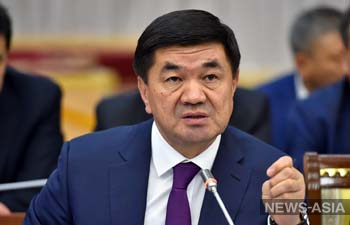 Топ-6 больших задач кыргызского премьера Мухаммедкалыя Абылгазиева на 2020 год
