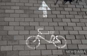 В столице Кыргызстана разобъют 35 км велодорожек и три парка