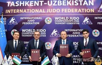 Взрослый Чемпионат мира по дзюдо-2021 пройдет в Ташкенте