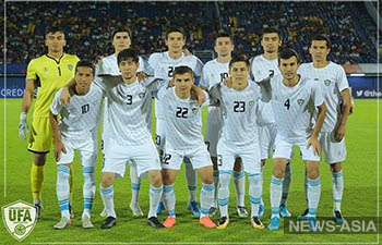 Сборная Узбекистана по футболу сразится за путевку на Олимпиаду 2020