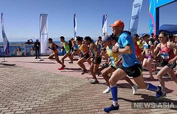 В Кыргызстане пройдет первый 4-дневный ультрамарафон