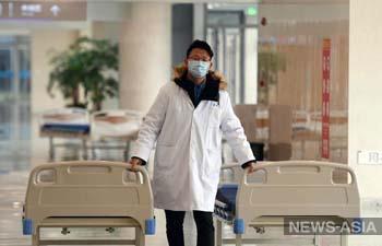 Число погибших от коронавируса 2019-nCoV в Китае превысило 100 человек