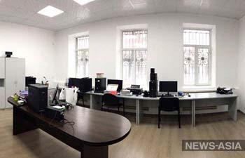В Бишкеке открылся обновленный спортивный пресс-центр