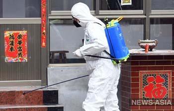 В провинции Хубэй введена уголовная ответственность за отказ обследоваться на наличие коронавируса и лечиться