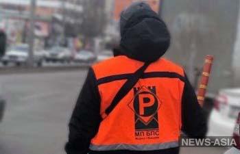 В Бишкеке появились платные муниципальные парковки – где именно