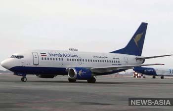 Новый авиарейс связал столицы Таджикистана, Кыргызстана и Ирана