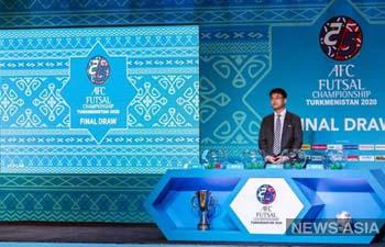 В Туркменистане отменили чемпионат Азии по футзалу из-за эпидемии в Китае