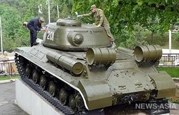 Российские военные в Таджикистане отреставрируют памятники времен ВОВ