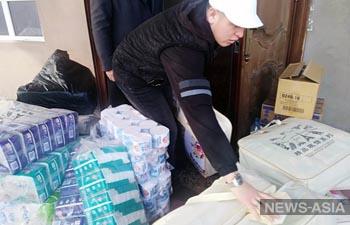 Общая беда: жители Чуйской области Кыргызстана помогают беженцам из Казахстана
