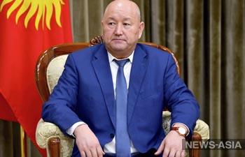 Вице-премьер Кыргызстана Жениш Разаков подал в отставку