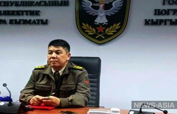 Кыргызстан приостанавливает работу КПП на границе с Казахстаном