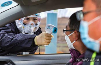 В Китае стали фиксировать меньше тяжелых случаев заболевания коронавирусом