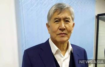 Представители Аппарата омбудсмена Кыргызстана проверили состояние экс-президента Атамбаева