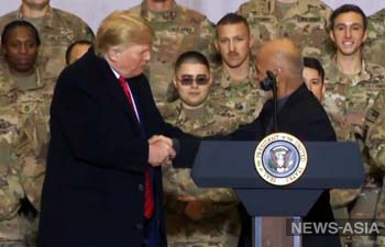 Узбекистан поучаствовал в подписании соглашения между США и талибами