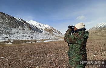 Маленькое кыргызское село охраняет крупнейший заповедник страны