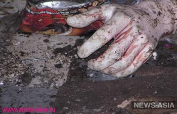Взрыв в Туркменистане: улицы Абадана усеяны трупами, разрушены дома, в городе орудуют мародеры