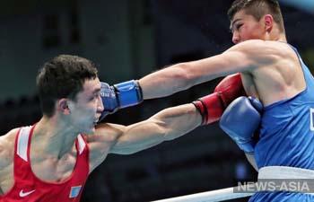 Боксеры Казахстана и Узбекистана завоевали 14 лицензий на Олимпиаду – 2020
