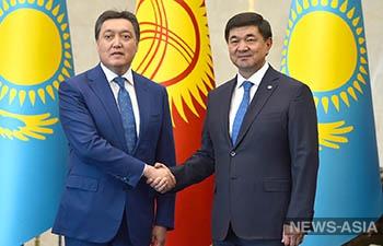 По мнению властей проблем на кыргызско-казахской границе нет