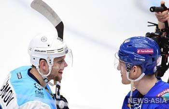 Хоккеисты Казахстана выбыли из плей-офф КХЛ из-за коронавируса
