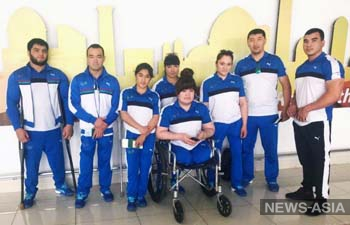 Четверых паралимпийцев Узбекистана дисквалифицировали за употребление допинга