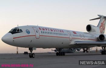 Кыргызстан закроет воздушные границы