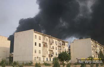 Взрыв в Туркменистане: эвакуированных жителей Абадана размещают в отелях