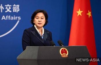 Китай опроверг обвинения США в сокрытии данных о COVID-19