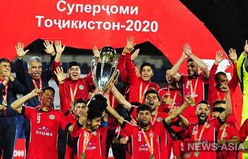 Таджикистан провел Суперкубок и открыл национальный футбольный чемпионат