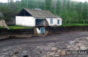 Кыргызстан ликвидирует последствия селя в Исфане: ущерб на более 69 млн сомов