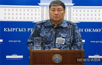 Комендант Бишкека пригрозил горожанам второй волной коронавируса