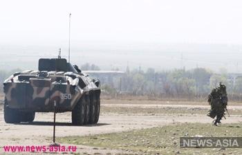 Таджикские пограничники открыли минометный огонь по кыргызстанцам