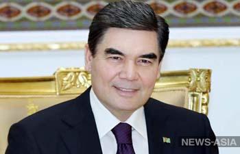 Президент Туркменистана обсудил 75-летие Победы и коронавирус с Путиным
