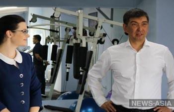 В Бишкеке разрешили начать работу спортзалам с 25 мая