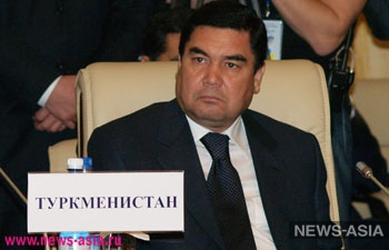 Гурбангулы Бердымухамедов занялся обновлением столицы